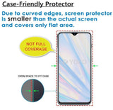 YOFO Anti Glare Matte Finish Anti-Fingerprint 9H Hammer Glass Screen Protector for Realme XT