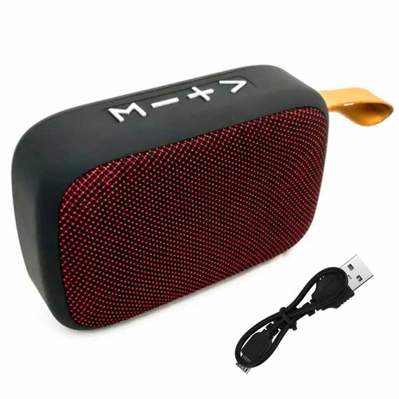 Basic Quality Tablepro MG2 Bluetooth Speaker Portable Music Player mp3 Stereo Audio FM Radio Splash Proof