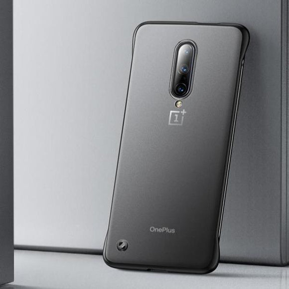 YOFO TPU Frameless case for OnePlus 7Pro (BLACK)