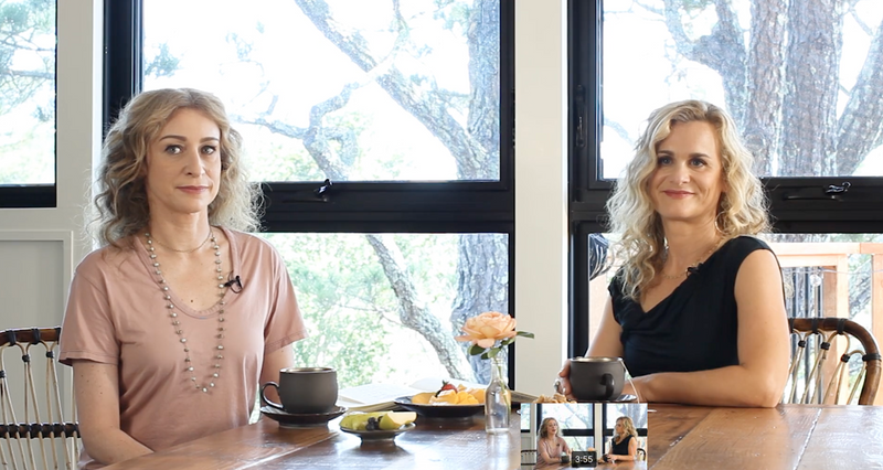 The Cultivate Fertility Founders - naturopathic doctors Hillary Fredrickson & Kara Burkhart