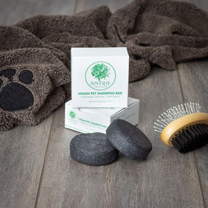 vegan dog & cat shampoo bar