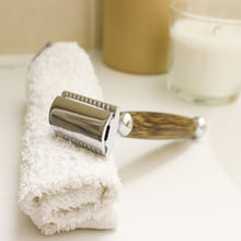 Load image into Gallery viewer, Bambaw Bamboo Unisex Safety Razor