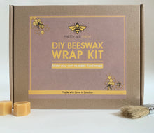 Load image into Gallery viewer, Pretty Bee Fresh DIY Beeswax Wrap Kit