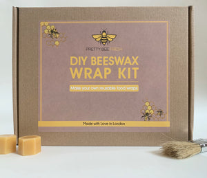 Pretty Bee Fresh DIY Beeswax Wrap Kit