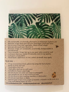 Pretty Bee Fresh Beeswax Wrap Starter Set
