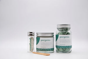 Georganics Natural Toothpaste- Spearmint 60ml