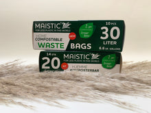Load image into Gallery viewer, Maistic Compostable Waste Bags