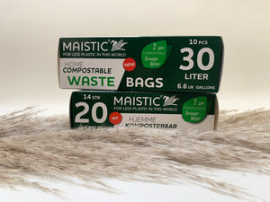 Maistic Compostable Waste Bags