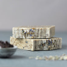 Load image into Gallery viewer, SLS free and plastic-free Lavender soap bar from Sintra Naturals.