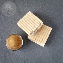 Load image into Gallery viewer, SLS free and plastic-free Skin Saviour soap bar from Sintra Naturals.