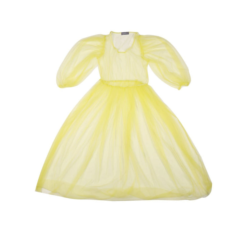 Lemonylime Dress