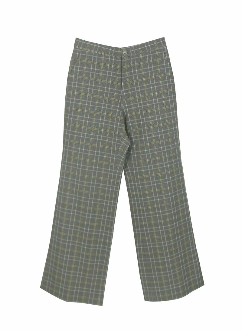 Dandy Checked Pants