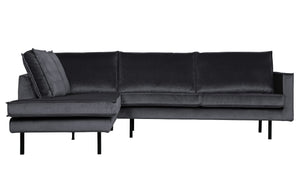 Rodeo Ecksofa links in Samt