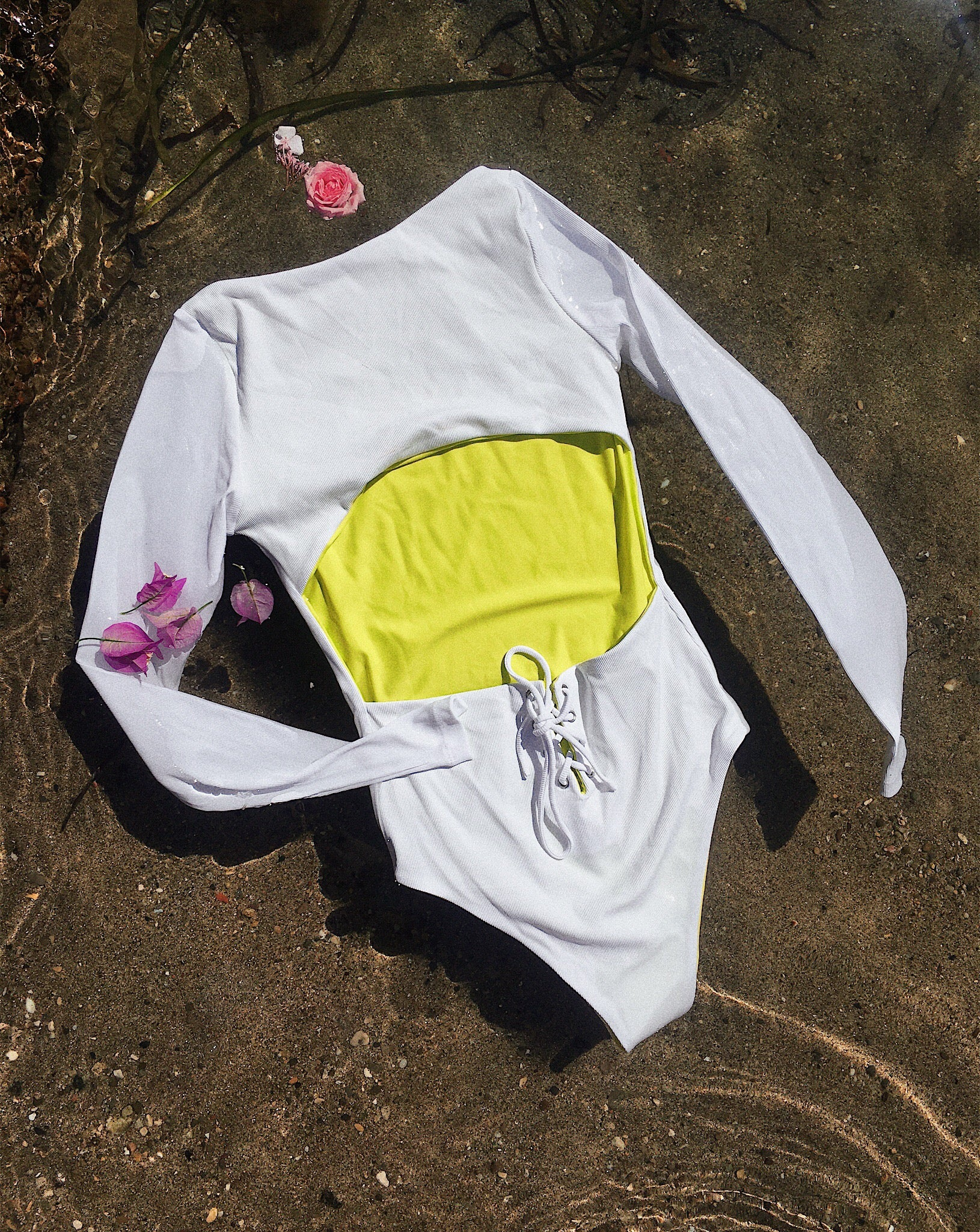 Karma Surf Suit (White)