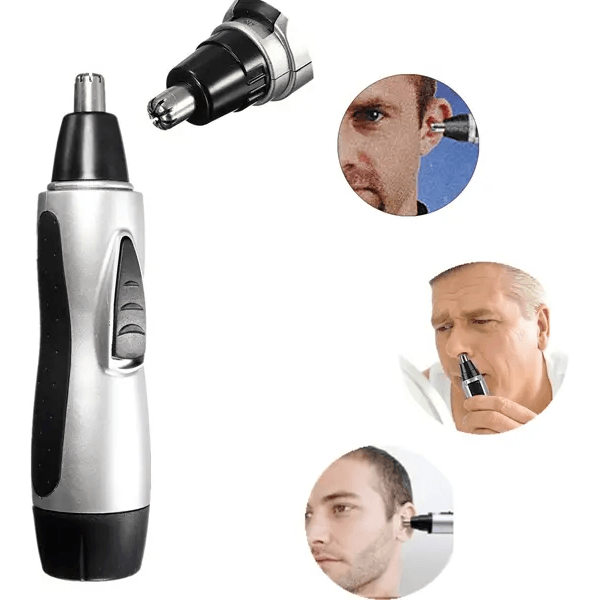 Nose Ear Eyebrow Beard Facial Electric Hair Trimmer Corner of Value
