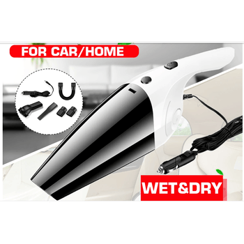 Handheld Wet Or Dry Car Or Home Vacuum Cleaner Corner of Value