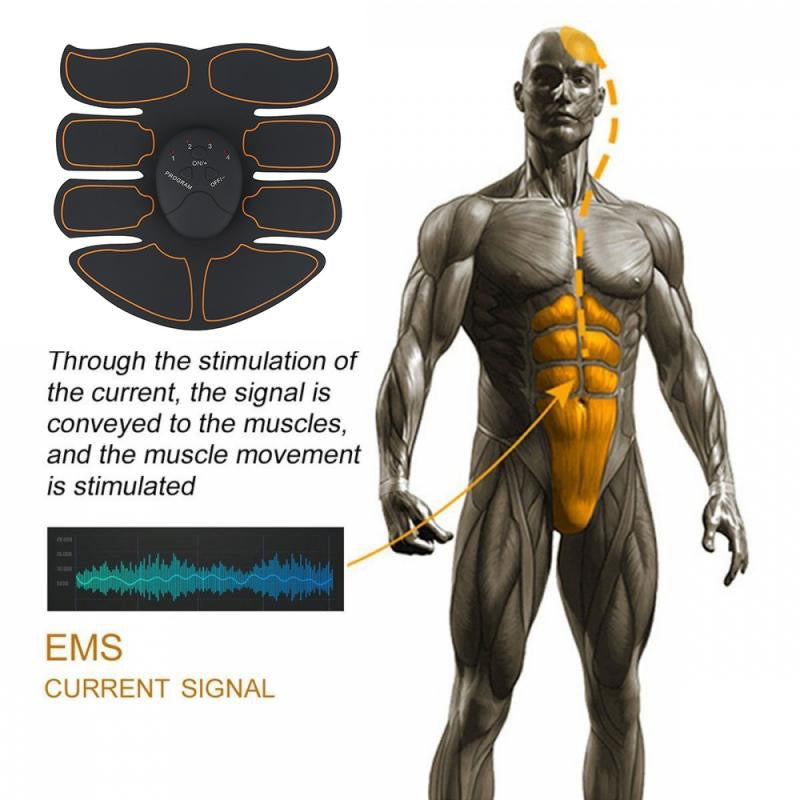 EMS Muscle Toning Kit