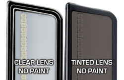 Oracle Sidemarkers: Clear vs. Tinted Comparison