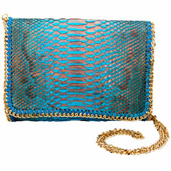 Turquoise Daun with Copper