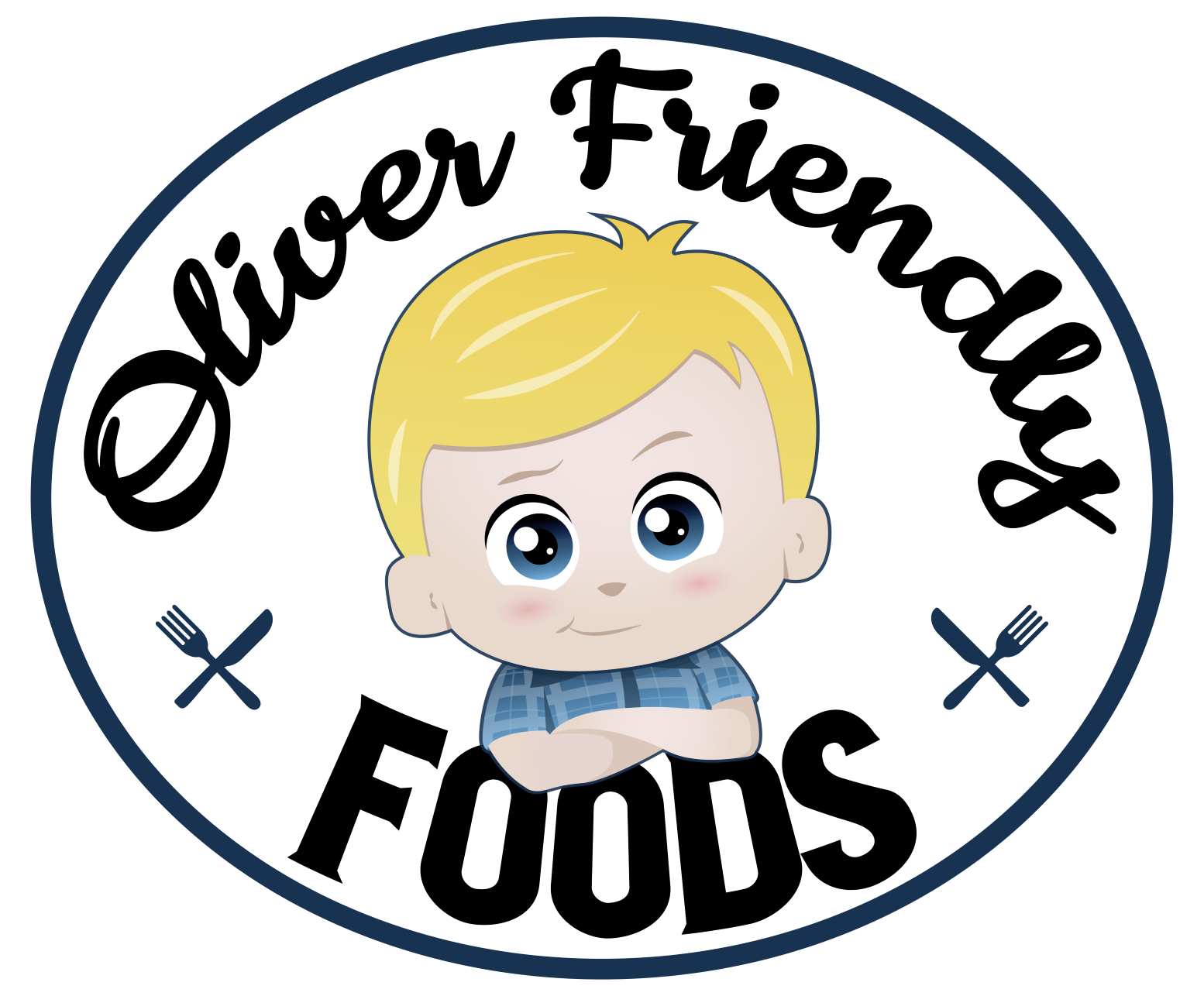 Oliver Friendly Foods logo