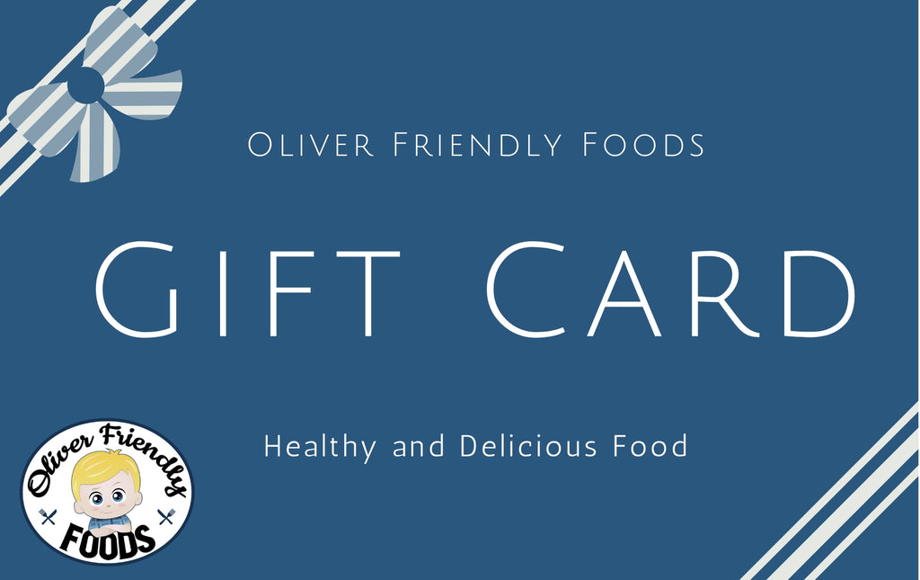 Gift Card - Oliver Friendly Foods