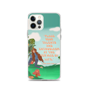 Service of Life iPhone Case