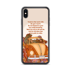 Trust in the Lord VW iPhone Case