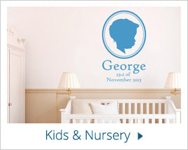 Kids and nersery Wall Stickers