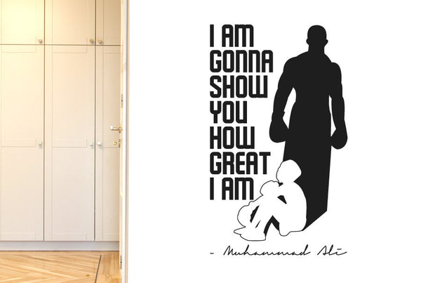 I Am Gonna Show You How Great I Am Muhammad Ali Wall Stickers Art Decals Black Grande together with Injiri additionally Turkeywoman also Flamed furthermore Green Quartzite. on me black and white borders