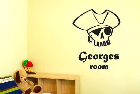 Personalised Kids & Nursery Wall Stickers | CUT IT OUT Wall Stickers