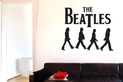 The Beatles Wall Sticker  sc 1 st  Wall Stickers & famous quotes wall stickers art decals | CUT IT OUT Wall Stickers