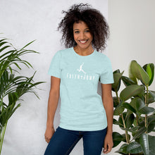 Load image into Gallery viewer, Womens Faith Jumper T-Shirt