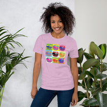 Load image into Gallery viewer, Womens Multi Faith Jump T-Shirt