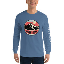 Load image into Gallery viewer, Men's Faith Jump Logo Sleeve Shirt(design on sleeve)