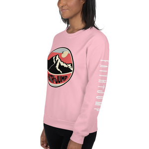Womens Faith Jump Sweatshirt