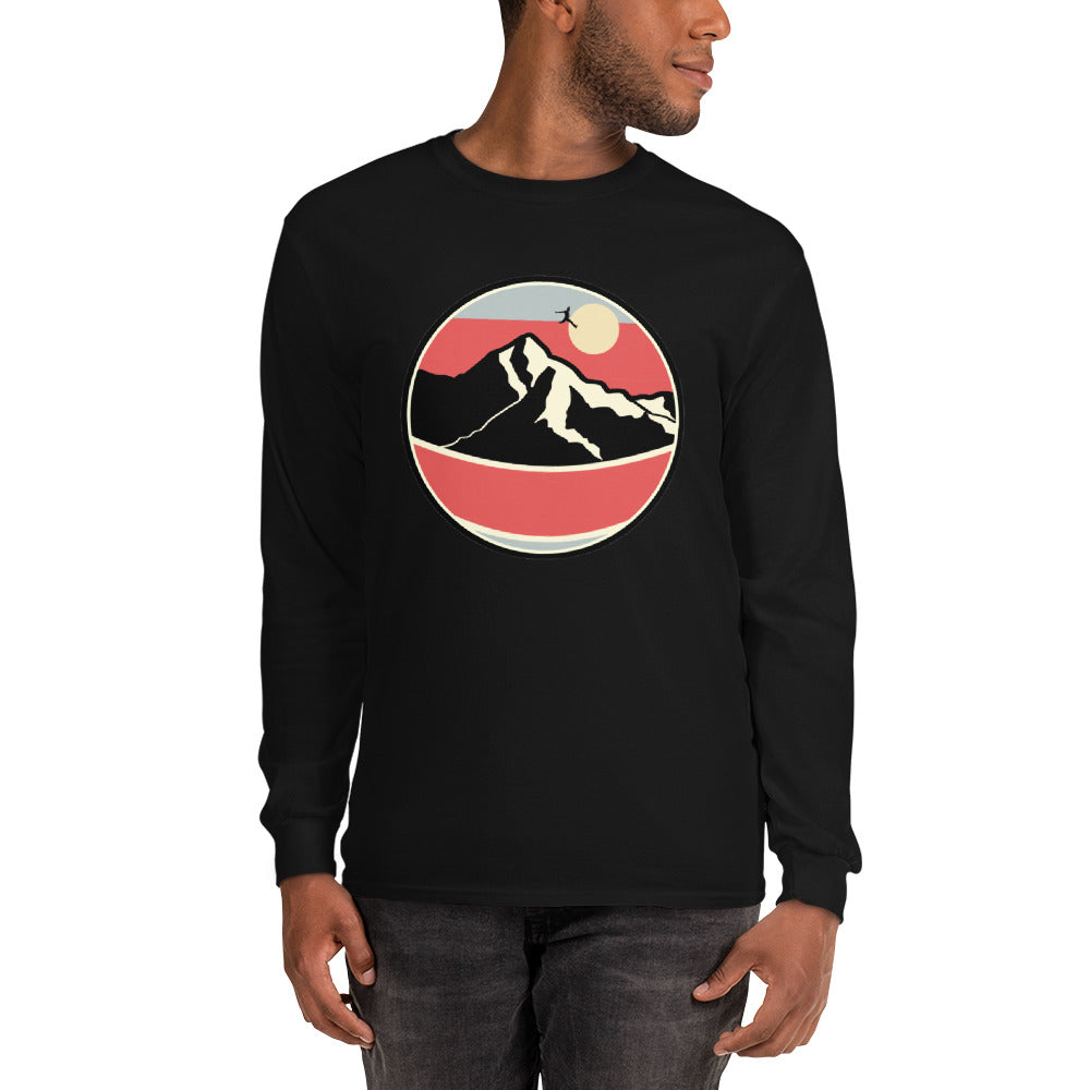 Men's Logo Long Sleeve Shirt