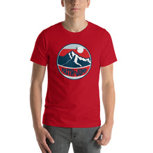 Load image into Gallery viewer, Red White Blue Faith Jump T-Shirt