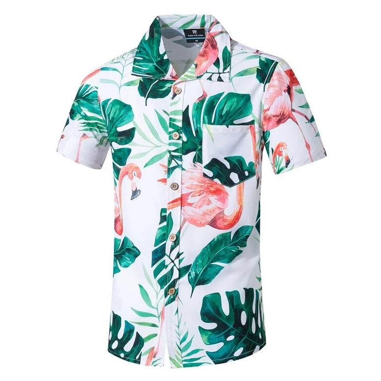Flamingo Maui Shirt