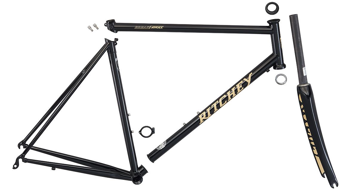 Break-Away Road Frameset