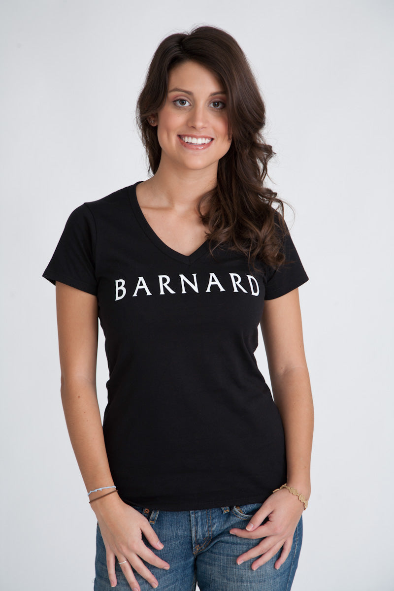Campus VNeck - Black