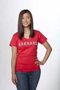 Campus VNeck - Red