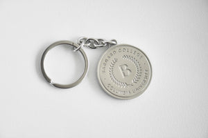 Barnard College/ Columbia University Keychain
