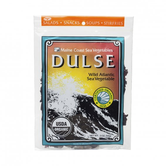Maine Coast Dulse Leaves 2 oz