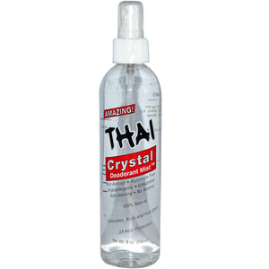 Thai Crystal Deodorant Mist (8oz)