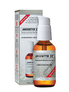 Argentyn 23 Silver First Aid Gel