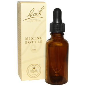 Bach Flower Remedies Mixing Bottle
