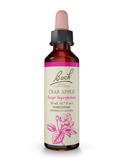 Bach Crab Apple Remedy (0.7 fl oz)