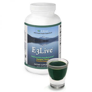 E3Live® Original (Fresh-Frozen Blue-Green Algae)