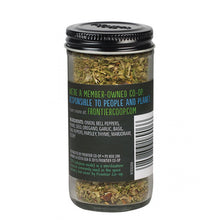 Load image into Gallery viewer, Frontier All-Natural Pizza Seasoning (1.04oz)