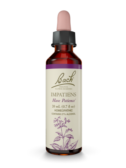 Bach Impatiens Remedy
